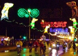 Blackpool - Cycle The Lights