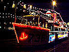 Blackpool Illuminations Tram