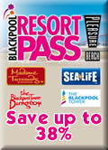 Discount Blackpool Attraction Tickets